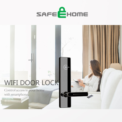 Security protection SafeEhome SH301-C Smart Hotel Door Lock