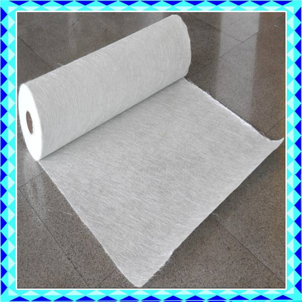 E-glass Fiberglass Emulsion Chopped Strand Mat Compatible with Epoxy (EP)