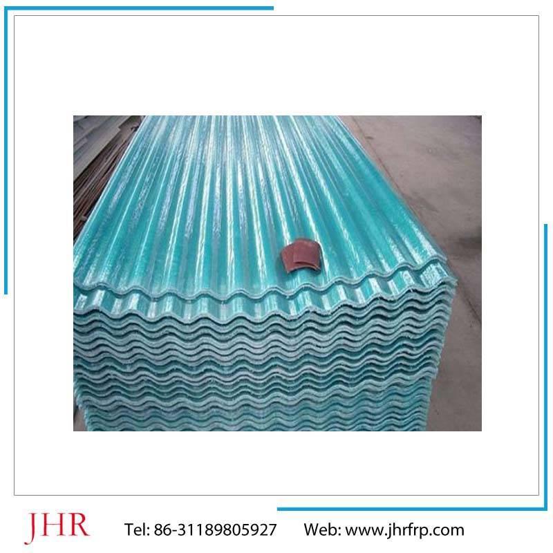 FRP glass fiber reinforced polyester plate