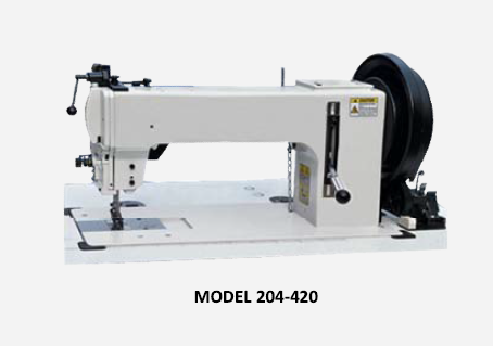 Modal 204-370/420/762 Heavy Duty Sewing Machine