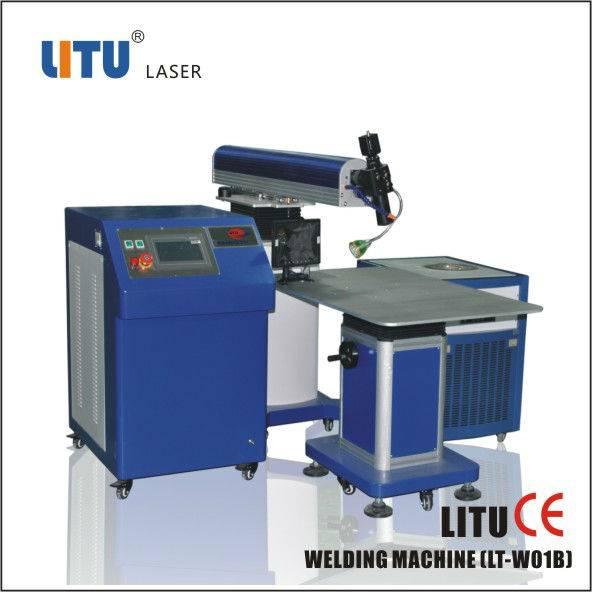 YAG Stainless Steel Laser Welder