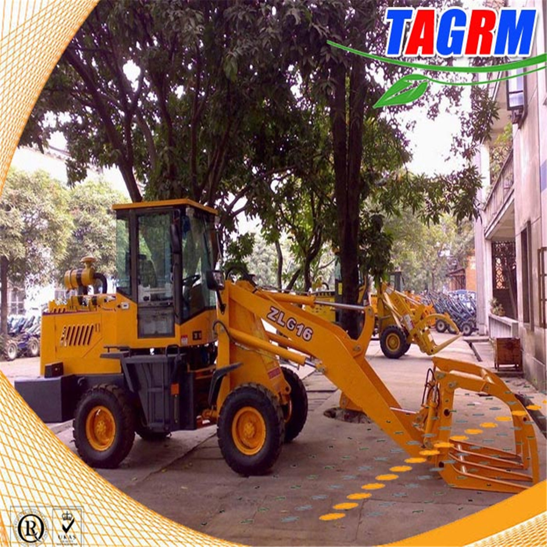 ZLG16 sugarcane loader, sugarcane loading machine