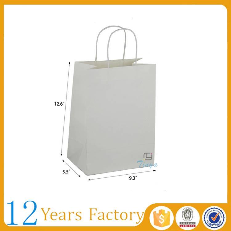 china cheap promotion kraft food bag