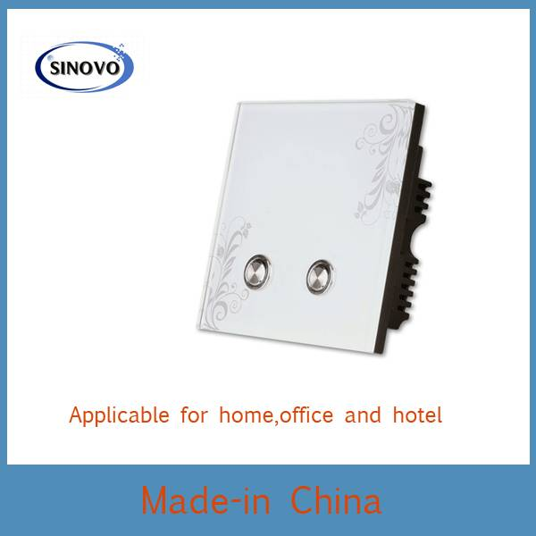 2014 hot product competitive price remote control wall ligtht switch