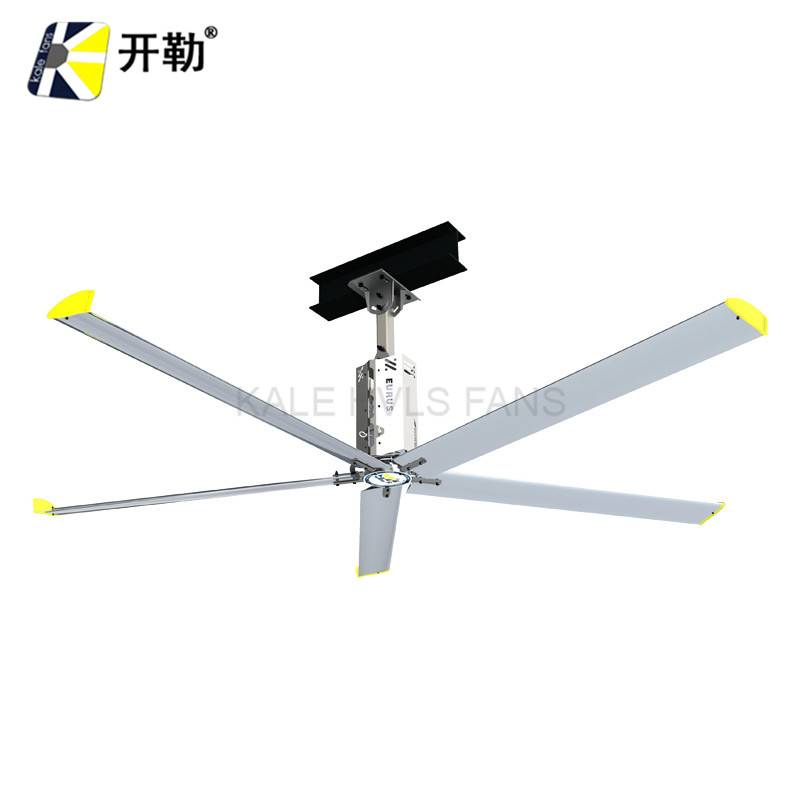 HVLS Large Industrial Ceiling Ventilation Fan