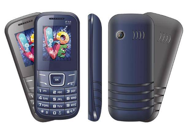 E1200 cheap feature phone Quad band GSM Support Bluetooth/FM Radio/MP3/MP4 player