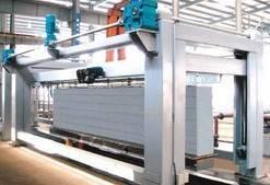Fly Ash Aerated Light Weight Blocks Machinery