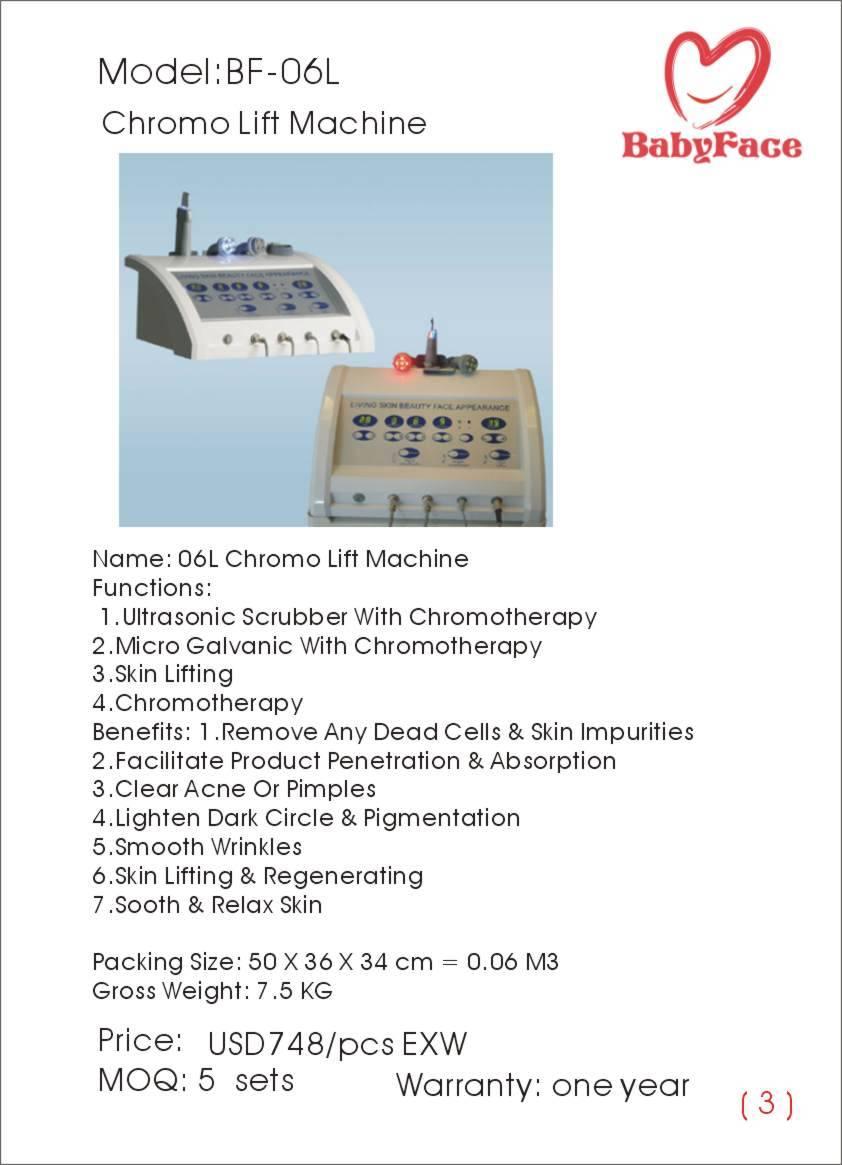 BF-06L  (Chromo Lift  Machine)