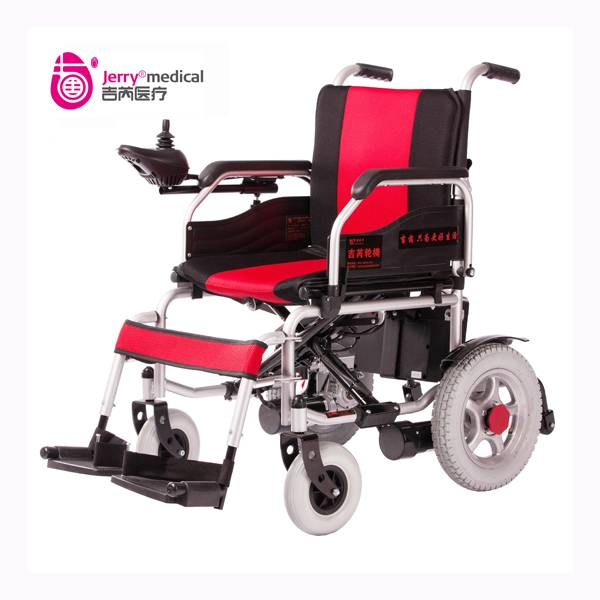Portable small electric wheelchair for sale