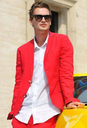 Men's Jackets 100% linen. Designed and manufactured in Italy.