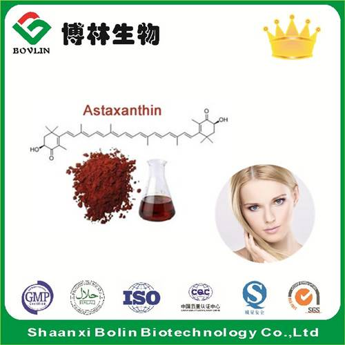 High Quality 100% Pure Astaxanthin Powder with Competitive Price