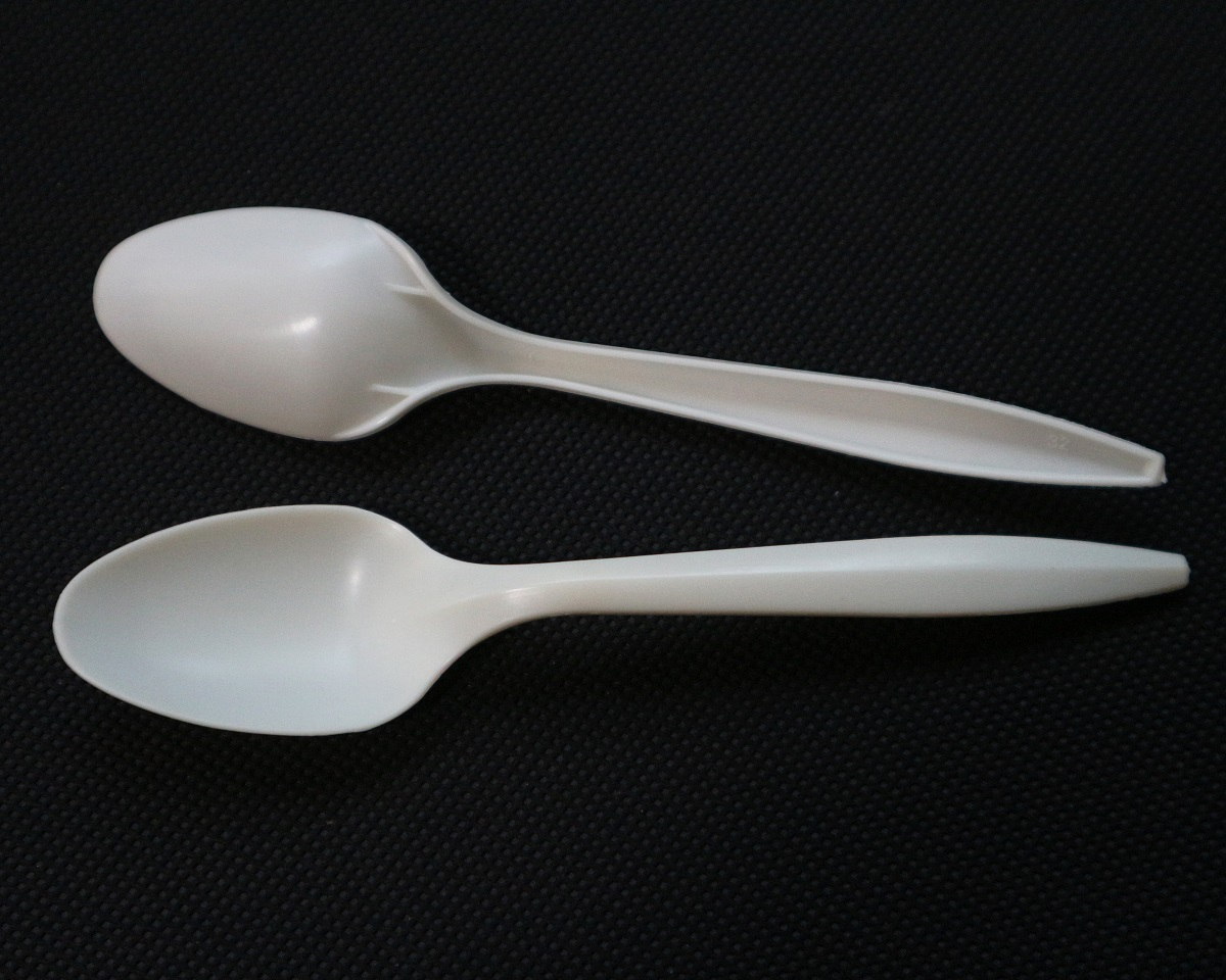 20cm Length Big Soup Spoon,Biodegradable Cutlery for Adult