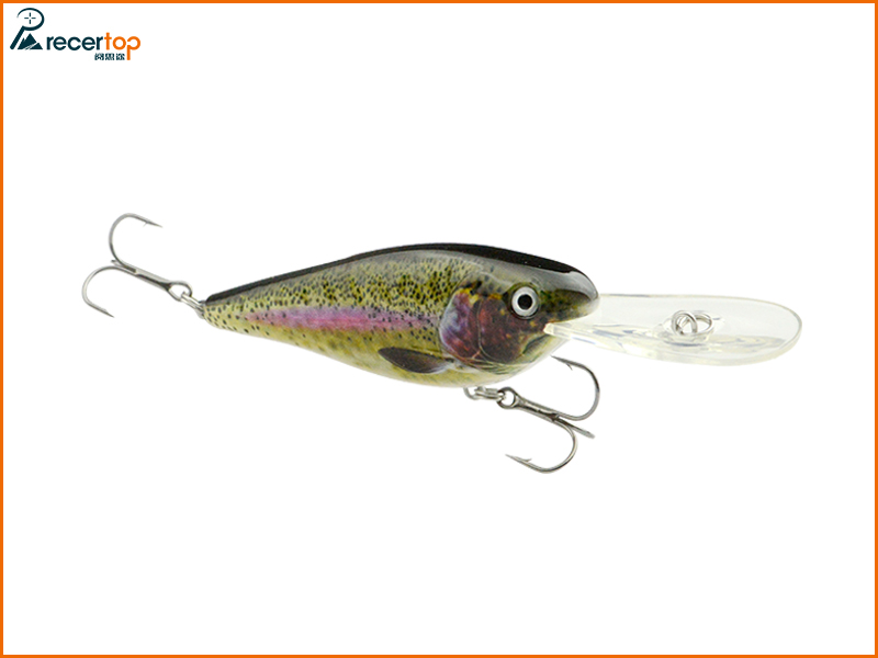 117mm 15g Deep Lure Fishing Tackle Shallow Lure with Vmc Hooks