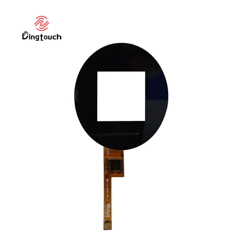 1.5 inch capacitive touch screen panel small size industrial ctp I2C interface FT5436 Chip Customize