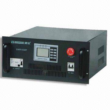 Solar/Wind Energy Grid-Tied Inverter with 250 to 600V MPPT Control Range and 10kW Rated Power