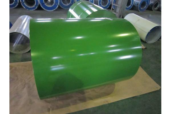 1500mm width PPGI prepainted galvanized steel coil