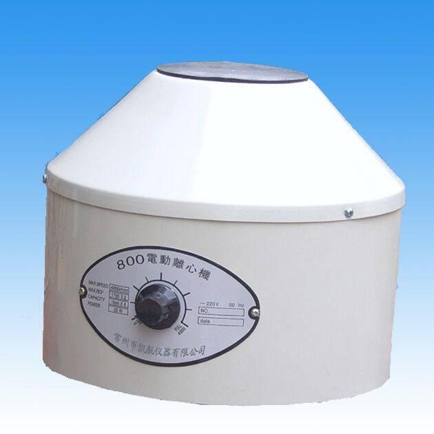 Laboratory electric centrifuge