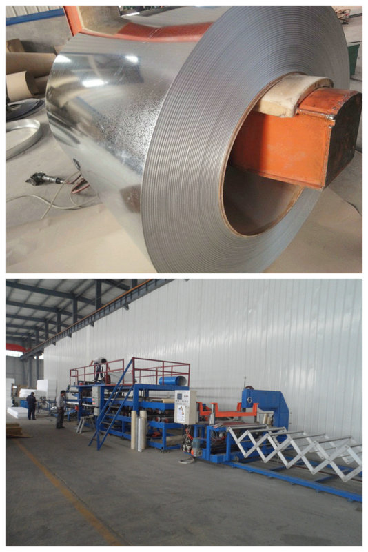 ASTM galvalume steel coil