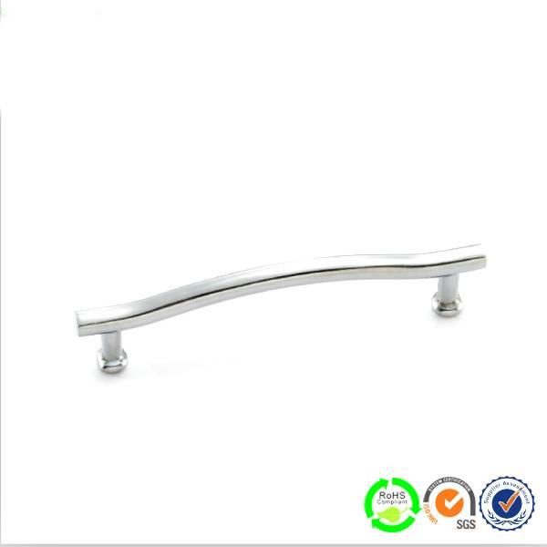 Durable unique zinc alloy die cast sliding door handle DH-0804