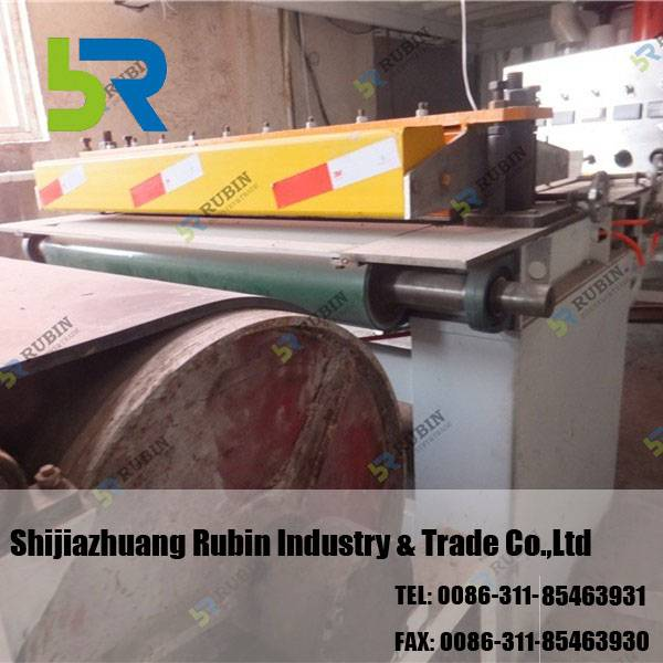 Hot Air Type Gypsum Board Machine Manufacturer