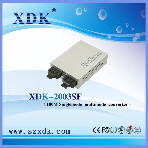 Fiber Networking GEPON FTTX media converter