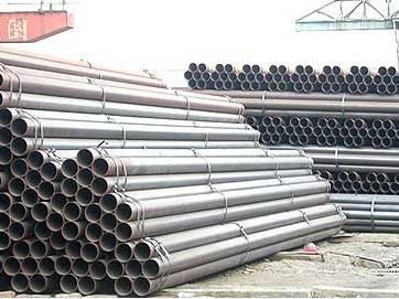 ERW Steel Pipeof S235, S275, S355, A53, Q195, Q235B, Q345B, L245, Gr.B, X42-70 from China