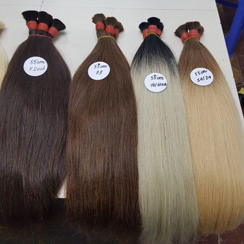 Vietnamese Human Hair Standard Remy Hair No Shedding Tangle