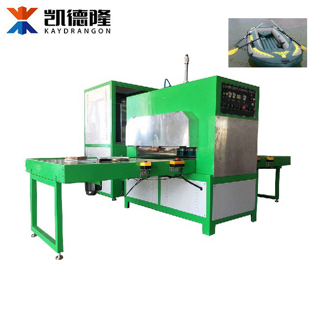 inflatable products side sealing machine high frequency sealing machine