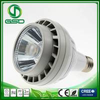 COB led par30 light 2700-6500k for export