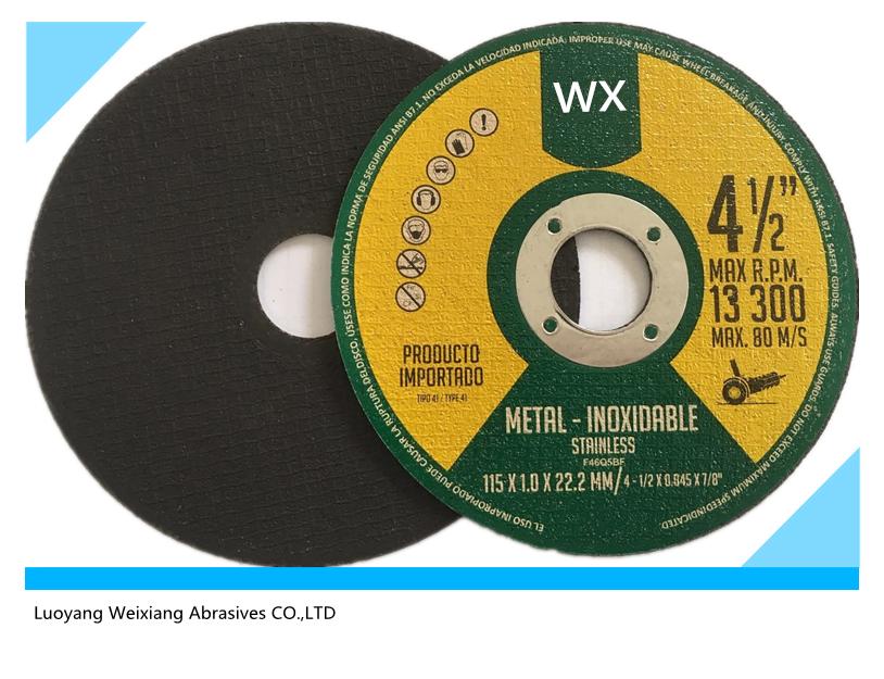 4.5 inch cutting disc