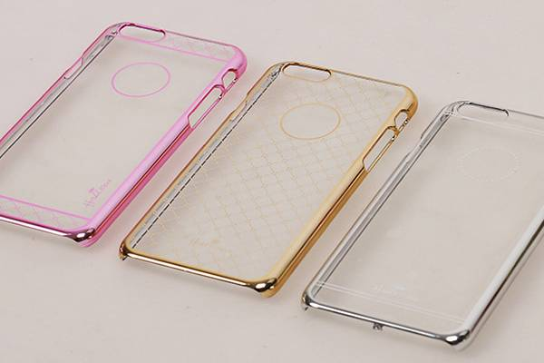 For iPhone 6 Laser engraving mobile shell plating SC-IB-ID999