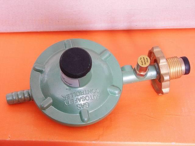 gas regulator