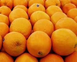 Fresh valencia oranges, Navel oranges and other fruits