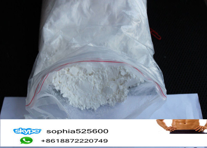 Anabolic Steroid 17-Methyltestosterone for Bodybuilding CAS 58-18-4