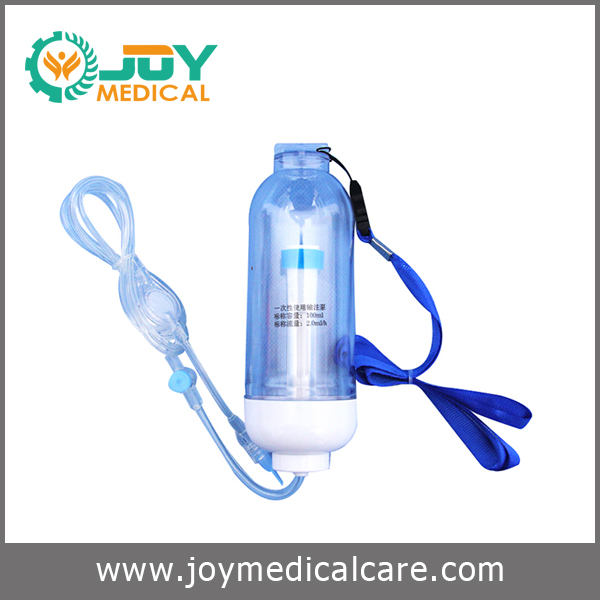 Disposable infusion pump