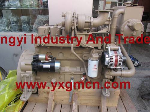 Dongfeng cummins diesel engine EQB180-20