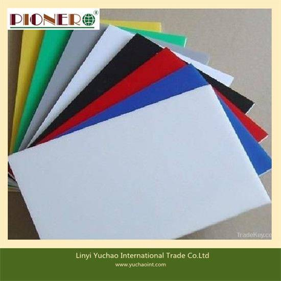 waterproof pvc foam board for cabinets