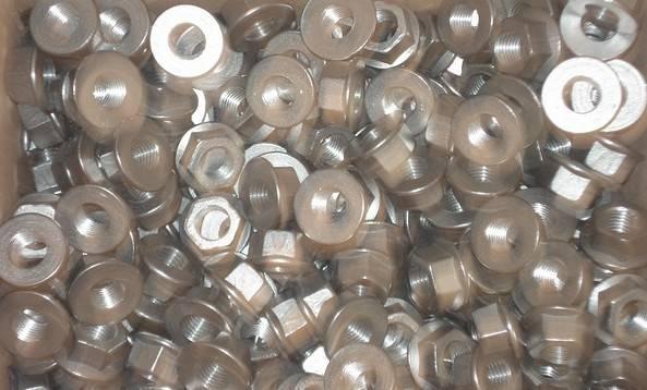 Monel K-500 Flange nut