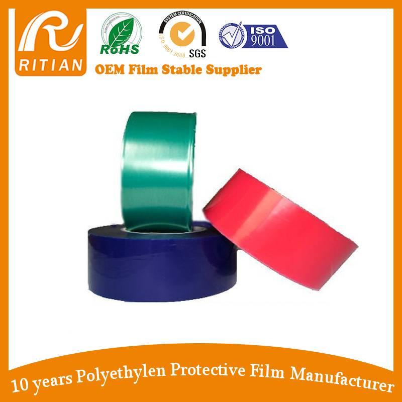 Protective Plastic Film Rolls
