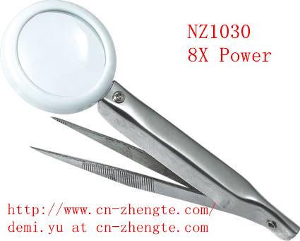 Tweezer Magnifier
