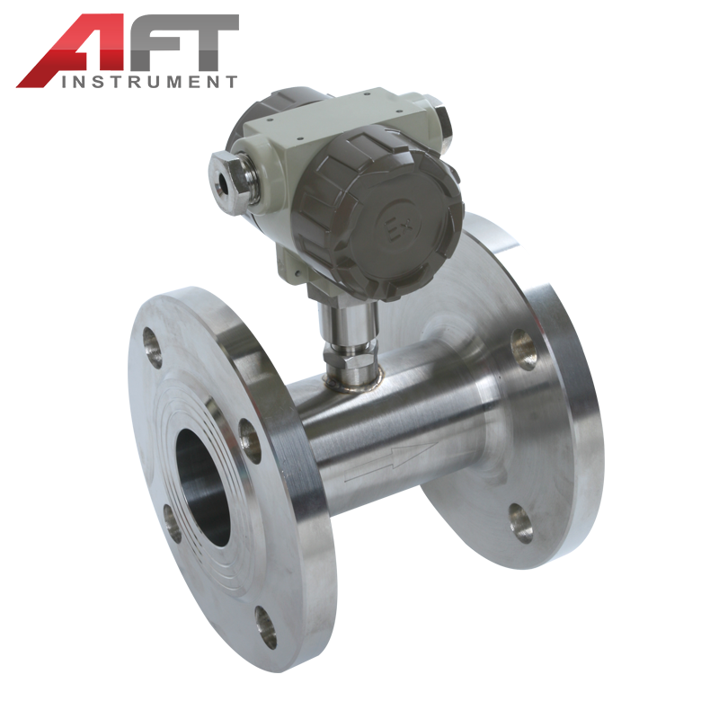 Flanged Puls Output Turbine Flow Meter