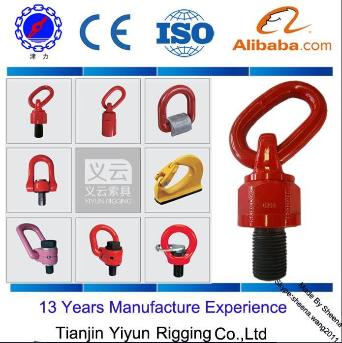 Swivel Hoist Ring and Hoist Rings is Lifting Points for rigging product
