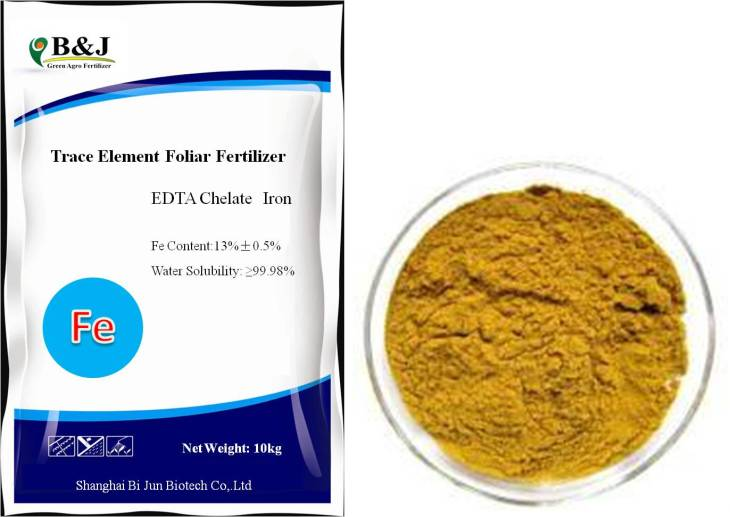 EDTA Chelate Fe Trace Element Fertilizer