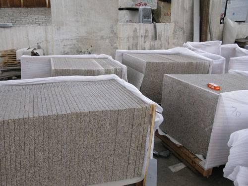 granite G682 shandong golden tiles