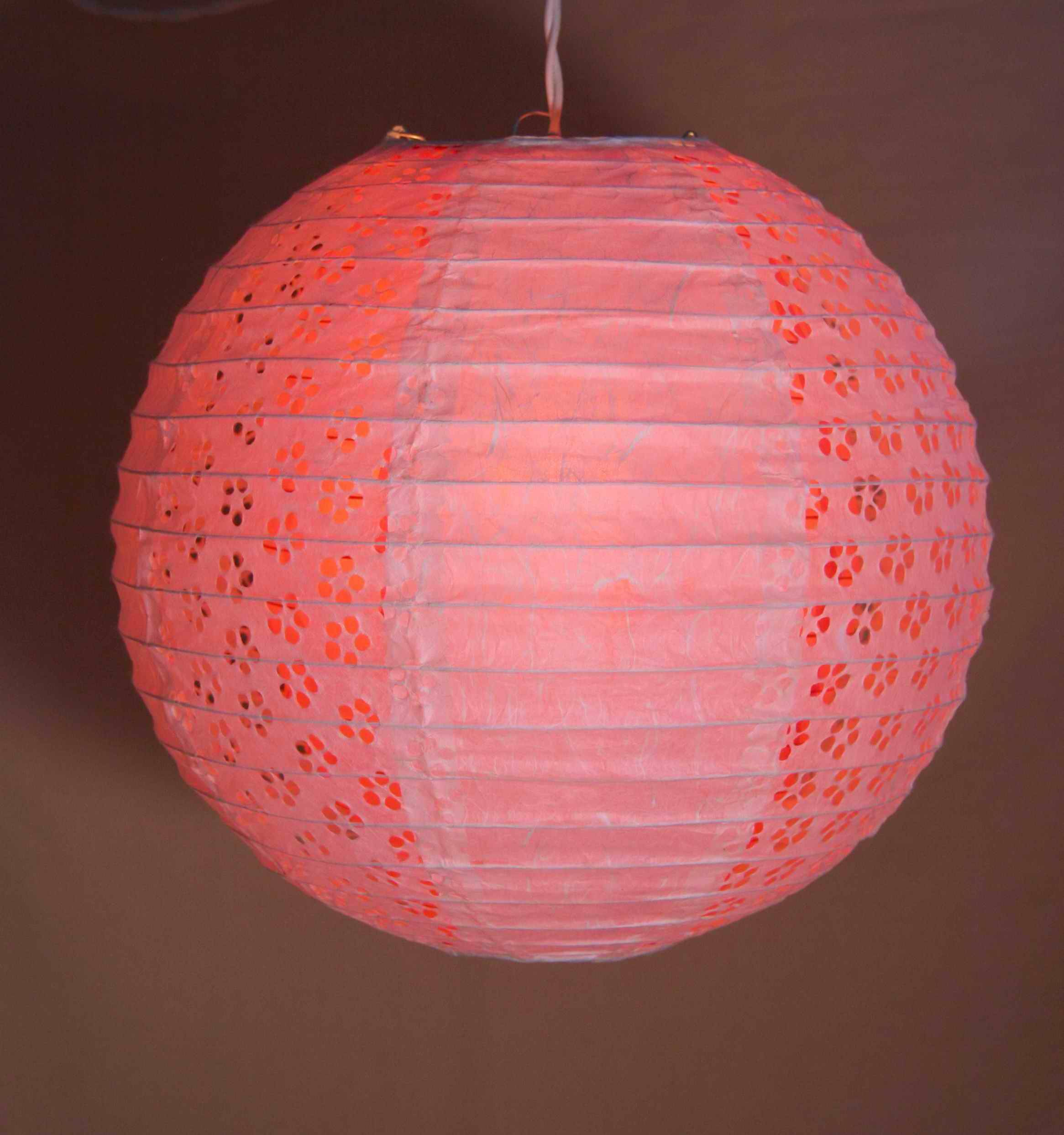 decorative paper lampshade