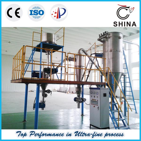 Powder Air Separator