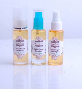 Unroasted Organic Argan Oil