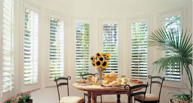 Wooden Timber Window Shutters