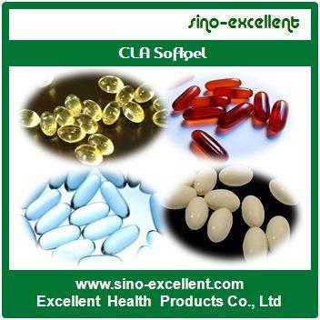 CLA softgel capsule