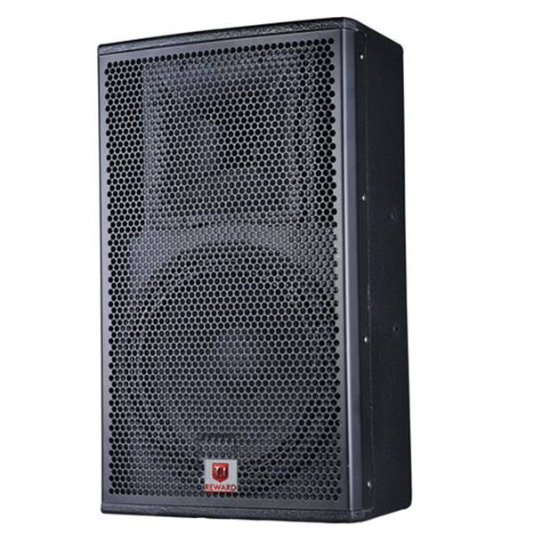 T-12 18mm plywood high end sound 12'' pa speaker